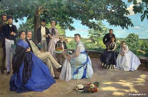 l'impressionnisme et la mode,musée d'orsay,expo paris,sortir,art