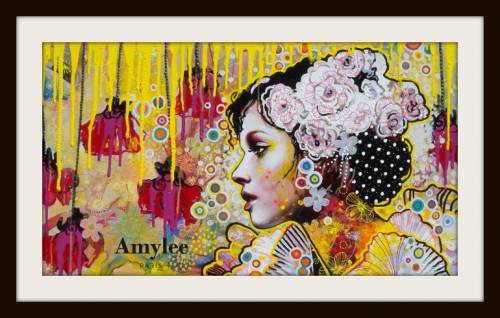 amylee,styl is tika,amylee art design,fashion week illustrée,galerie neel,hotel marceau bastille,guste blogging