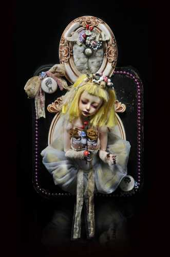 bjd,cabinet de curiosité,giovanna gabrielli,perle cendres