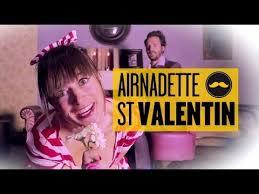 Airnadette, Saint Valentin