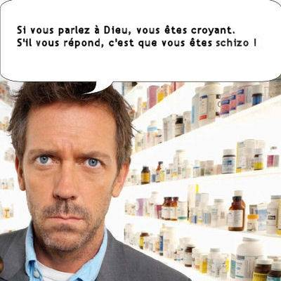 dr house, l'internaute, super héros