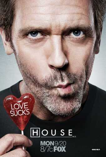 dr house,tf1,série tv